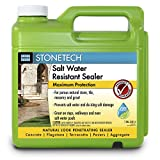 StoneTech Salt Water Resistant Sealer for Natural Stone & Masonry, 1-Gallon (3.785L)