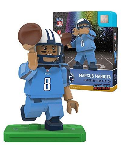 Marcus Mariota OYO Tennessee Titans Color Rush Generation 4 G4 Minifigure