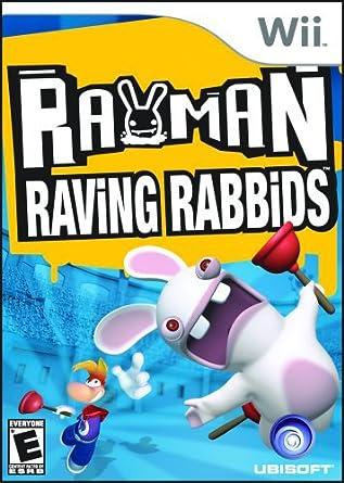 Ubisoft Rayman Raving Rabbids, Wii Nintendo Wii Inglés vídeo - Juego (Wii, Nintendo Wii, Acción / Aventura, Modo multijugador, E (para todos)): Amazon.es: Videojuegos