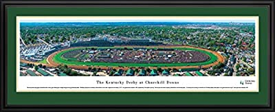 Kentucky Derby At Churchill Downs - Blakeway Aerial Panoramic Print
