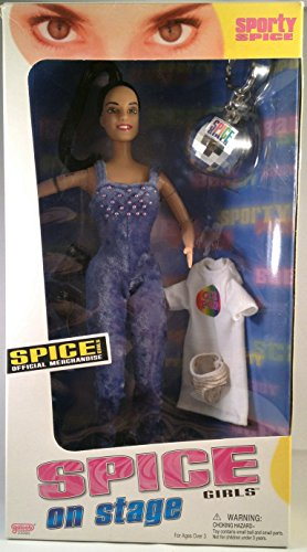 SPICE GIRLS on Stage Jumpsuits- Sporty Spice Girl - Girls Sporty Spice Spice