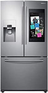 Samsung RF27T5501SG 24 Cu.Ft. Stainless French Door Refrigerator