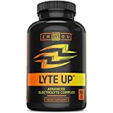 Lyte Up™ Advanced Electrolyte Supplement - Electrolytes Formulated to Rehydrate After a Workout or Support a Keto Diet with Calcium, Potassium, Sodium, Chloride, Magnesium & Phosphate Powder