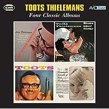 4 Classic Albums (Man Bites Harmonica / Pour Flirter / Toots Thielemans / Romantic Sounds Of)