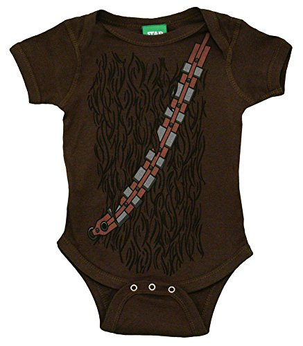 Star Wars Infant Romper Bodysuit