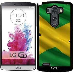 Funda para LG G3 - Bandera De Jamaica by Carsten Reisinger