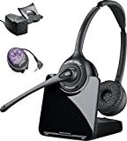 Plantronics CS520 Wireless Office Headset With Lifter and Online Indicator (Certified Refurbished)