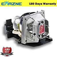 Emazne 310-6747/725-10003/468-8986 Projector Replacement Compatible Lamp With Housing For Dell 3400MP Dell 3500MP