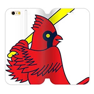 St. Louis Cardinals LOGO Custom Cover Case for iPhone6 4.7