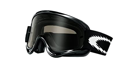 38db044342 Amazon.com  Oakley O-Frame Men s Off-Road Motorcycle Goggles - Jet ...