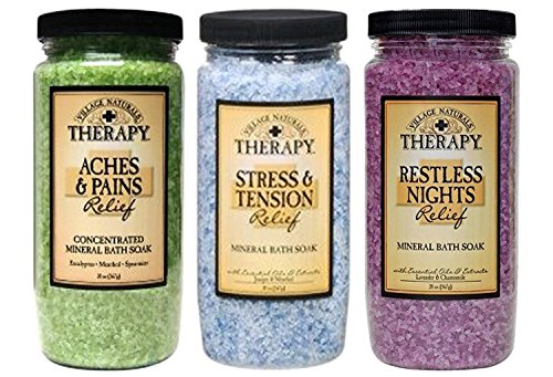 Village Naturals Therapy Mineral Variety product image