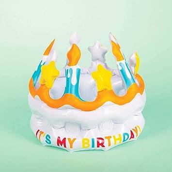 Fizz Creations 0685M - Corona Hinchable para cumpleaños: Amazon.es ...
