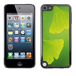 //MECELL CITY PRESENT//SmartPhone Carcasa rígida Carcasa de plástico PC Carcasa fresco imagen funda para Apple iPod Touch 5///Dos hojas///