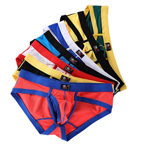 DESMIIT Boxer Briefs Underwear Breathable