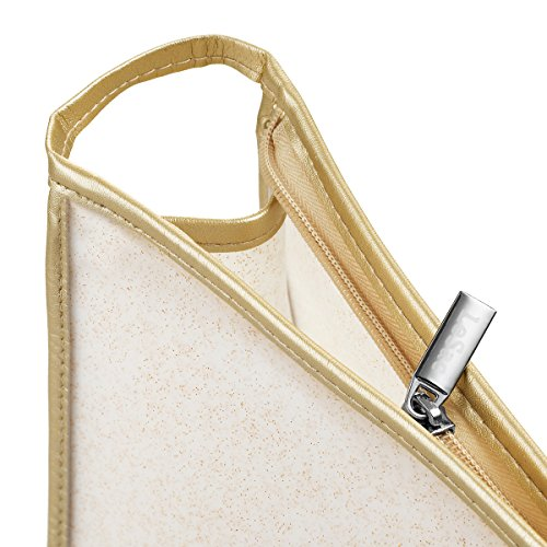 Le Sac Silky Soft Silicone Cosmetic Pouch Makeup Bag (Medium) by Le Sac (Image #2)