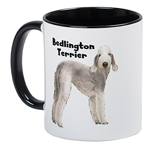 CafePress - Bedlington Terrier Mug - Unique Coffee Mug, Coffee Cup