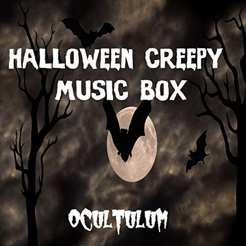 Halloween Creepy Music Box -