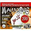 Mahjongg Platinum 2 Bonus Edition