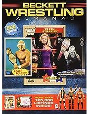Beckett Wrestling Almanac 2020 Edition