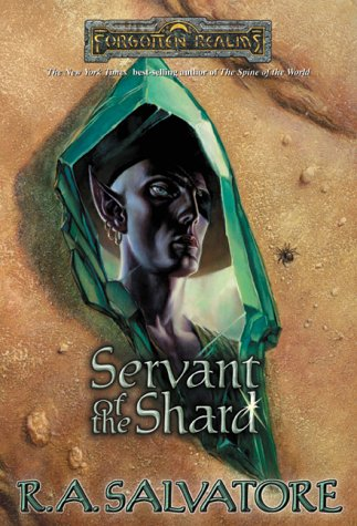 Servant of the Shard (Forgotten Realms:  Paths of Darkness, Book 3) ebook