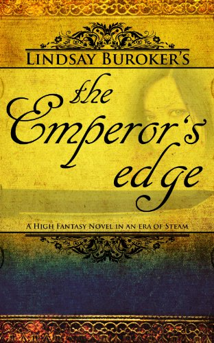 #freebooks – The Emperor's Edge by Lindsay Buroker