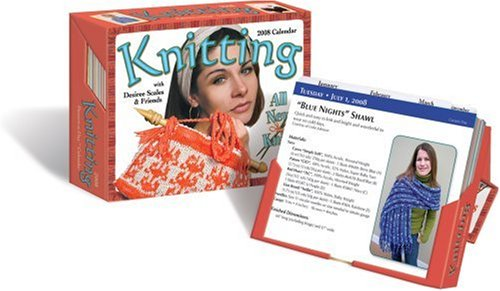 Knitting Pattern-a-Day: 2008 Day-to-Day Calendar