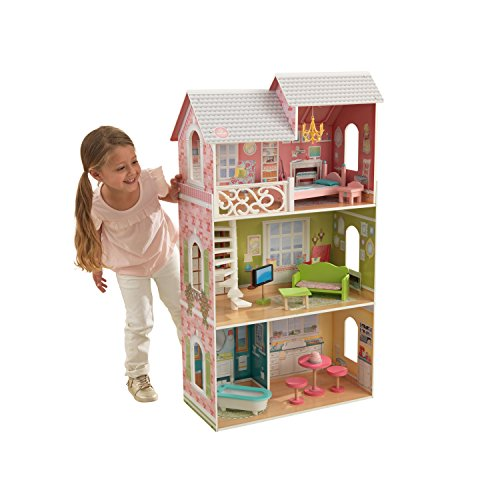 KidKraft Aria Dollhouse 12'' Dolls House by KidKraft