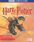 Harry Potter and the Goblet of Fire (Book 4 - Part 2-7 Audio Cassette set)