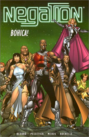 BOHICA (Negation, Book 1)