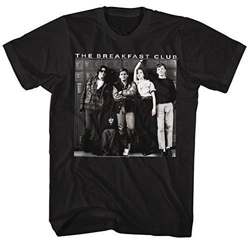 The Breakfast Club American Classics null - Black - XXL Shirt