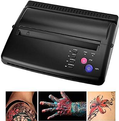 Máquina de transferencia de tatuajes, máquina de plantillas de ...