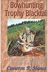 Bowhunting Trophy Blacktail Hardcover