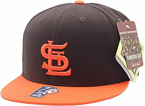 St Louis Hat (St. Louis Browns Fitted Hat 1951 Cooperstown Collection 11420 (7)