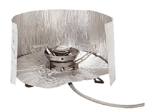 Primus Windscreen/Heat Reflector Set, Outdoor Stuffs