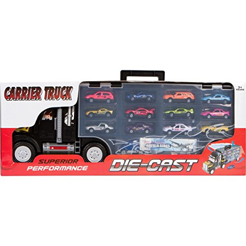 Truck Toys For 3 Year Olds : Big truck carrier toy for boys and girls years old