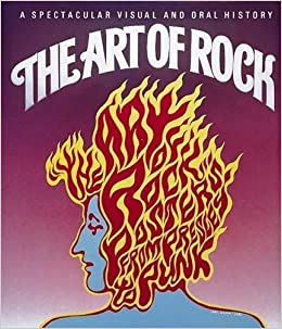 The art of rock posters from presley to punk editors of abbeville the art of rock posters from presley to punk editors of abbeville press 0735738061107 amazon books fandeluxe Gallery