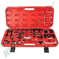 29 PC Motor herramienta de ajuste herramienta de bloqueo correa de distribución levas herramienta de vag