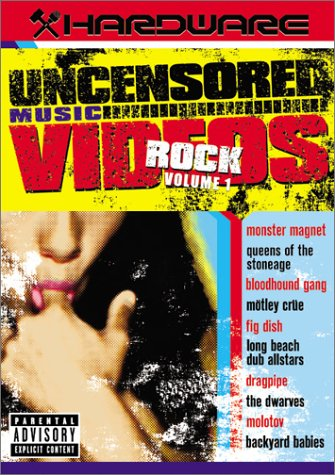 Hardware: Uncensored Music Videos - Rock, Vol. (Philips Hardware)