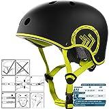 MONATA Skateboard Helmet with CPSC Certified for