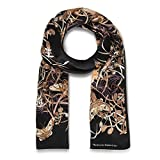 Japanese Butterfly Scarf