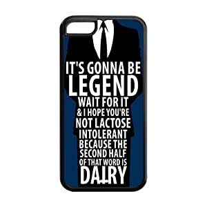 LJF phone case the Case Shop- Customizable How I Met Your Mother iPhone 5C TPU Rubber Hard Back Case Cover Skin , i5cxq-470