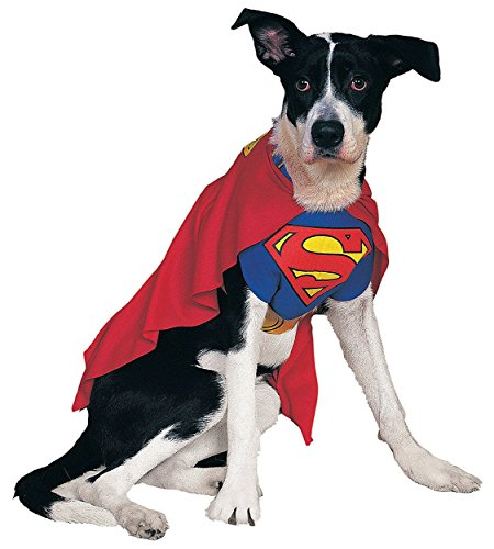 Rubie's Superdog Superman Dog Costume X-Large ()