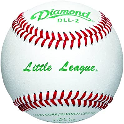 Diamond Little League - Pelota de béisbol de competición, docena ...