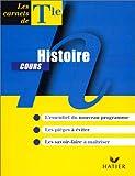 Histoire, terminale, carnet de cours