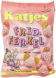 Katjes Candy, Fred Ferkel, 7 Ounce Bag