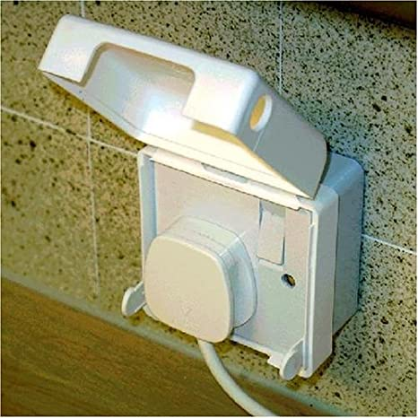 BabySecurity Double Electric Socket Cover (3 Pack)
