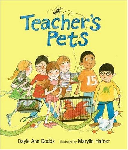 Read Online Teacher's Pets pdf