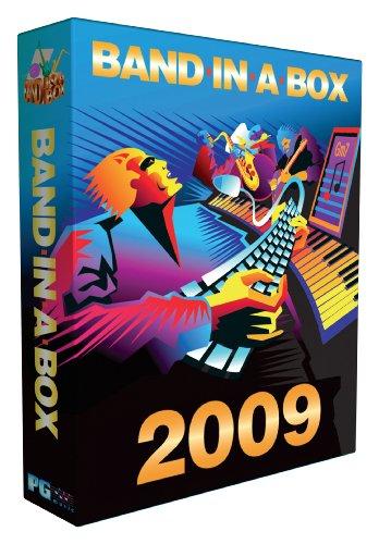 Band-in-a-Box 2009 SuperPAK (Mac)