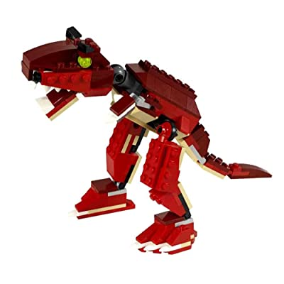 LEGO Creator Prehistoric Hunters 6914: Toys & Games