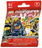 LEGO 8831 Minifigures Series 7 (One Random Pack)